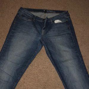 Gently worn women's Gap Boyfriend Jeans